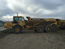 Used 2001 VOLVO A25C