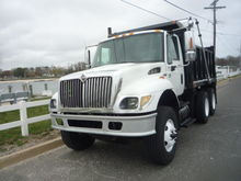 2005 international 7400 6x4