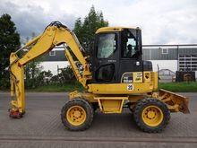 2008 KOMATSU PW 98 MR-6