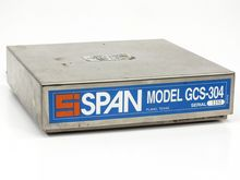 SPAN GCS-304 Gas Cylinder Scale