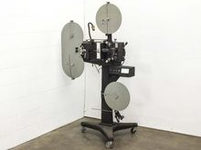 16mm Film Projector with G.E. 1