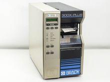 Brady Bradyprinter THT 300X-Plu