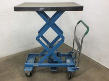 Southworth Dandy Hydraulic Lift