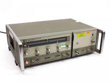 HP 8620C Sweep Oscillator with