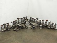 Powell LOT OF 45 Stainless Stee
