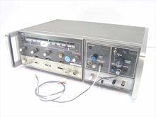 HP 8620C RF Sweep Oscillator w/