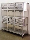 Lab Products Inc Modular Cage U