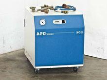 APD HC-2 Cryogenics Helium Vacu