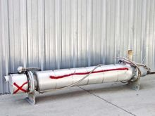 "Large Heat Exchanger 92"" x 24"""