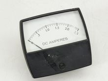 Used D.C. Amperes Me