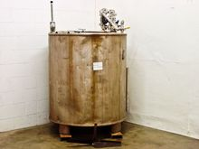 Stainless Steel Tank with SanPI