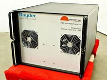 Raydec Photovoltaic I-V Curve T
