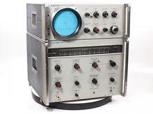 Hewlett-Packard 8551A/851A Spec