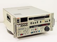 BetaCam Video Cassette Recorder