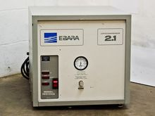 Ebara Cryocompressor 2.1 Water