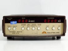 Maxtek Inc Thickness Monitor TM