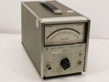 HP 400EL AC Voltmeter 0~300 VAC