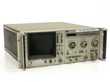 HP 8569B Microwave Spectrum Ana