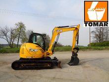 2011 JCB 8085 ZTS Track excavat