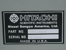 Hitachi Scientific Instruments