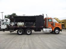 Kenworth T800 Slurry Truck