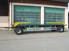 Wielton PRS-2/S9 2 Achs Ballen-