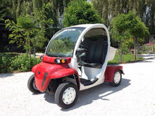 Sonstige GEM e2 Electric Car 40