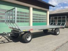 Fliegl ZPW 120B Ballentransport