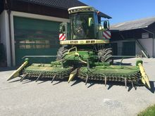 2009 Krone EasyCollect 6000, re