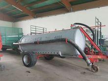 Kirchner 4000 Liter Vakuumfass