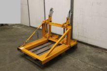 1989 Walter WUP hydraulic press