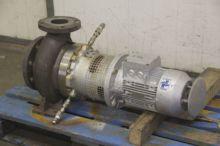 Perske type 184/460 drum motor