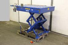 Steel 220/45/1400 mm Folding to