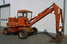 1979 Schaeff HML 30 B wheel exc