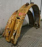 Herrenknecht AVN 2000 pipe brak
