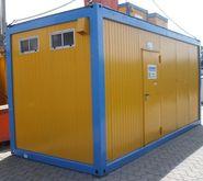 Rohrssen TCC 60 WC Container #