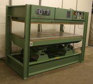 1977 OTT JU65 platen press 2200