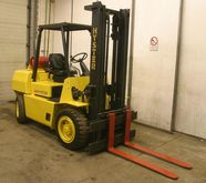 1992 HYSTER H 4:00 XLS / 6 fork