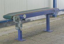 Hagemann 290 x 2000 mm conveyor