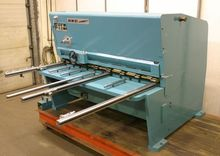 BRG 10/2000-A guillotine shear