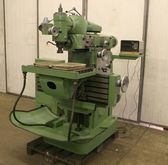 1970 SHW UF1 Milling machine #