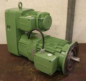 DEMAG KBA-112-MB-6 gear motor 0