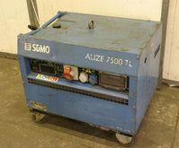 2006 SDMO ALIZE 7500 TE power g