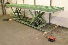 Bartscher with roller conveyor