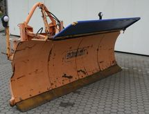 1987 Schmidt MF3.3 Plow Silopla