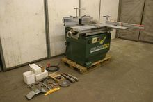 1998 Fields KF7 Table milling c