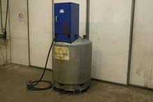 ERMET 800 liter diesel tank sys