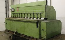 HSO cutting capacity 3 x 2580 m
