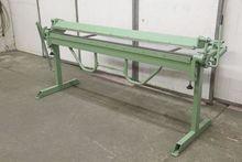GEKA HSE 5 Folding Machine # 17
