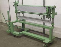 Bürkle casting width 1290 mm Ce